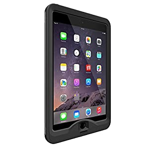 LifeProof NÜÜD iPad Mini/Mini 2/Mini 3 Waterproof Case - Retail Packaging - BLACK