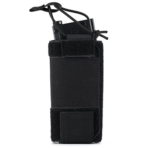 G36 Mag Pouch - Barbarians Adjustable Molle Magazine Pouch, Tactical Mag Holder Fits All Magazines AR15/M4/M16/G36 ETC