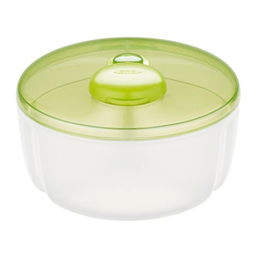 OXO Tot No-Spill Formula Dispenser with Swivel Lid - Green