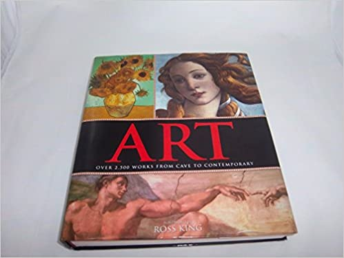 art over 2 500 works from cave to contemporary
