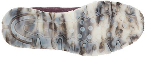 Reebok Kvinners Klassiske Skinn Walking Sko Meteoritt / Hvit / Rose Gull