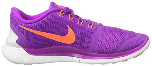 Nike Purple Running 5 0 Free Women's Purple Shoes 0x7arq0gUn