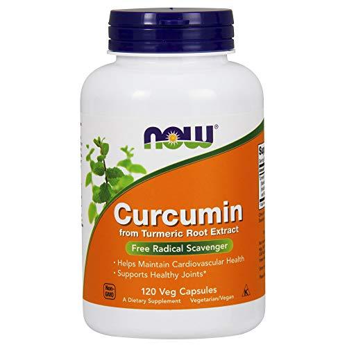 NOW Supplements Curcumin derived