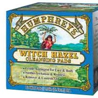 remedy witch hazel cleansing pads