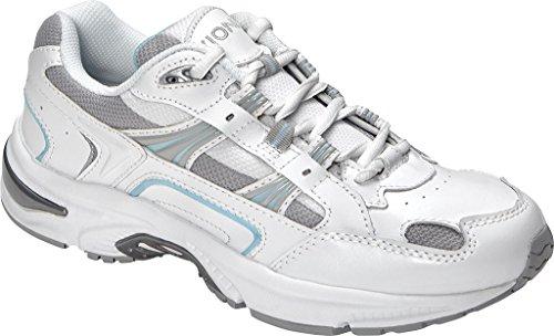 Orthaheel walkingschuhe pour femme multicolore blanc/bleu-taille 36