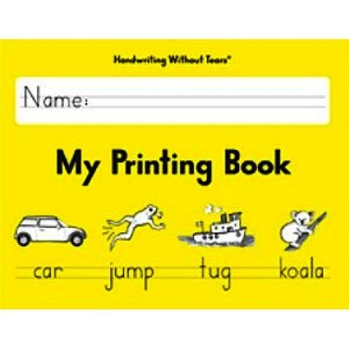 My Printing Book: Jan Z. Olsen: 9781934825587: Amazon.com: Books