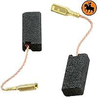 Escobillas de Carbón para BOSCH GWS 7-115 -