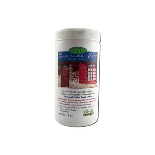 Lumino Home - Lumino Home Diatomaceous Earth - 12 oz