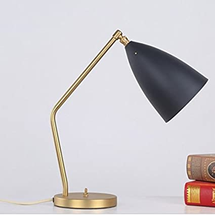 Amazon.com: GOWE NEW Modern table lamp study lamp Top ...