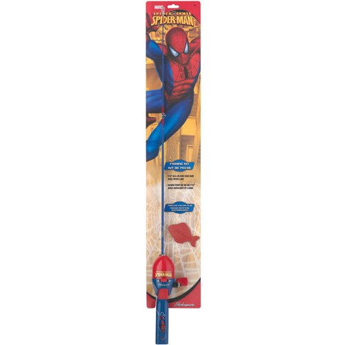 2.5' Spiderman Fish Kit