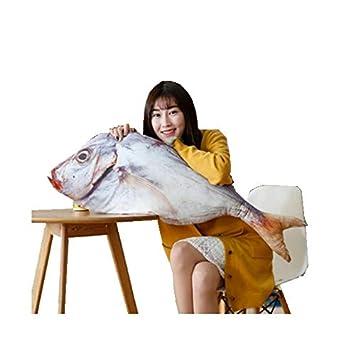 Amazon.com: NAPA Shop - Cojín de peluche con diseño de peces ...