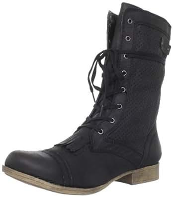 Roxy Women's Dover Boot,Black,6 B US