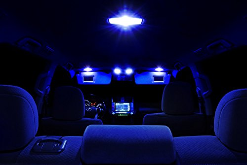 automotive, lights & lighting accessories, accent & off road lighting,  led & neon lights  discount, XtremeVision Interior LED for Scion XB XD 2008-2014 (12 Pieces) Blue Interior LED Kit + Installation Tool in US1