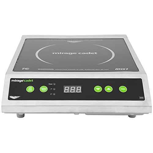 TableTop king 59500P Mirage Pro Countertop Induction Cooker - 120V, 1800W