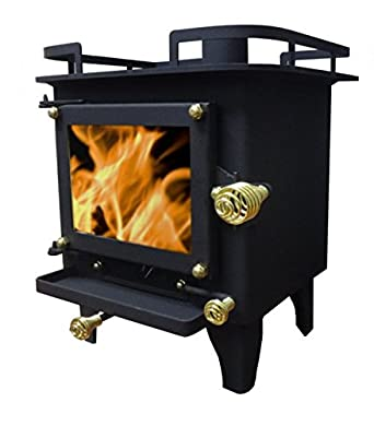 Cubic grizzly CB1210 Mini wood stove