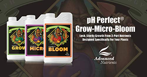 Advanced Nutrients 3-Part pH Perfect Grow Micro Bloom 23L