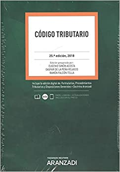 Código Tributario por Gaspar De La Peña Velasco