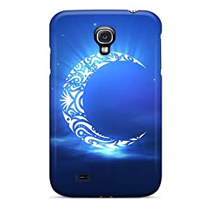 Tpu Shockproof/dirt-proof Holy Ramadan Moon Cover Case For Galaxy(s4)