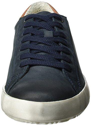 top Tamaris 23659 804 Low navy cognac Sneakers Women''s Blue qqUH6aO