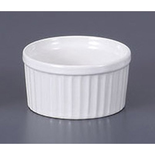 [mkd-790-31-78e] Western-style single item White souffle M [9 x 5 cm 200 cc] Ryotei Ryokan Japanese-style machine For eating and drinking business by SETOMONOHONPO