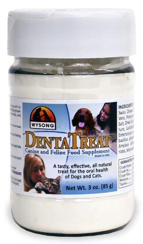 Wysong DentaTreat Supplement (3 oz), My Pet Supplies