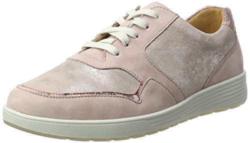 Stringate Scarpe Ganter Rot k Donna Sensitiv Ganter Sensitiv Rose Klara Klara w70ZSqx4