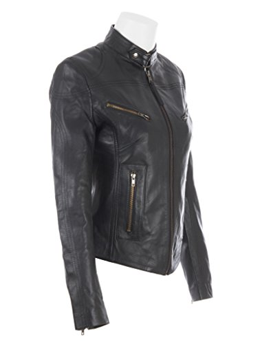 Ladies Soft Leather Jackets - 8