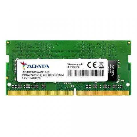 Image result for A-DATA 4GB DDR4 2400 Mhz Premier Laptop RAM