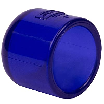 """2"""" Socket Low Extractable PVC Cap (1 PVC Cap)"""