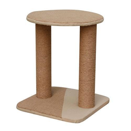 (Throne - PetPals Jute Made Cat Furniture; 16x16x19