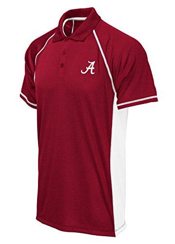 Alabama crimson tide golf shirt crimson tide golf shirt for Alabama crimson tide polo shirts