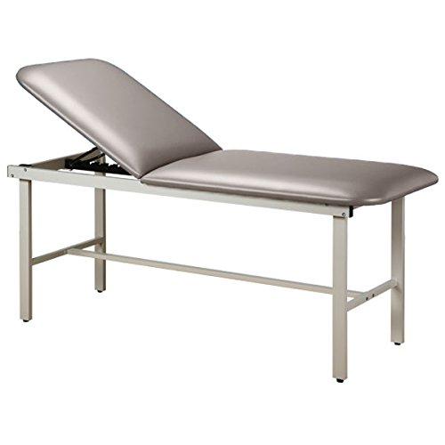 Treatment Exam Table Steel frame Adj backrest 27