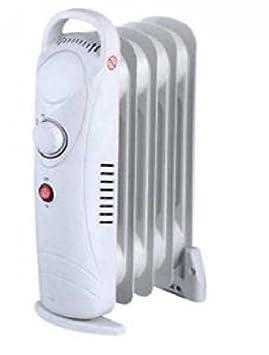 Master OR5-650 Radiador de Aceite, 650 W, Blanco