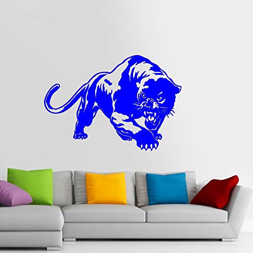 guijiumai Dctal Jaguar Wall Sticker Tiger Decal Posters ...