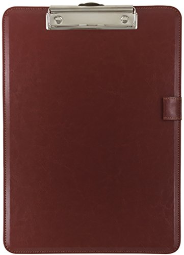 Trade Quest Clipboard Leather Chestnut product image