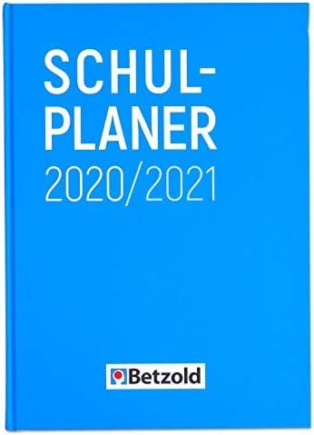 Betzold 756248 - Schulplaner 2020/2021 A4 plus - Lehrerkalender Jahresplaner Lehrer Organisation