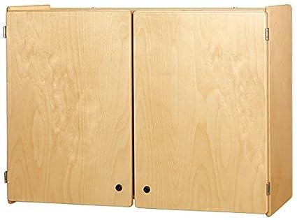 Jonti Craft 0945JC Lockable Wall Cabinet