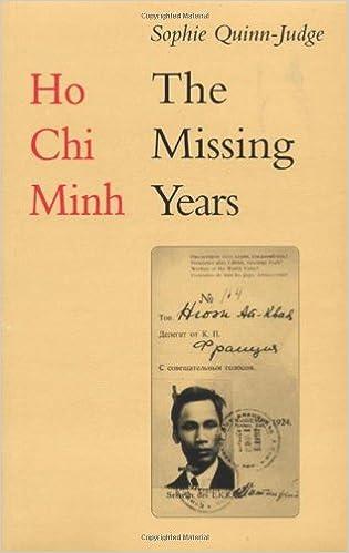 Ho Chi Minh: The Missing Years: Amazon.de: Quinn-Judge, Sophie:  Fremdsprachige Bücher