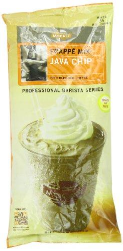 Blended Ice Coffee (MOCAFE Frappe Java Chip, Ice Blended Coffee, 3-Pound Bag)