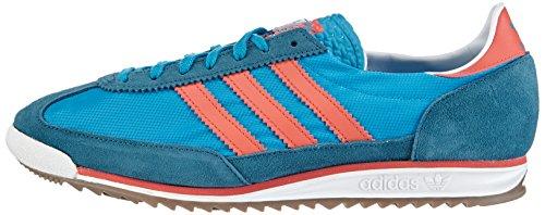 Adidas Pour Sl72 Bleu 45 1 Homme 3 Sneakers rvBqr