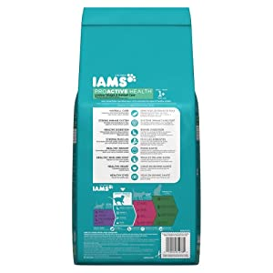 Iams Proactive Health Adult Indoor Weight and Hairball Care Premium Cat Food, 5 Pound