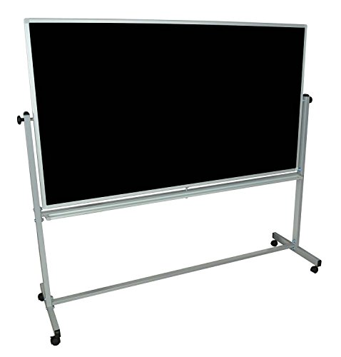 Double Sided Magnetic Chalk Board / White Board 72''''x 40'''' electronic consumers by Brandz