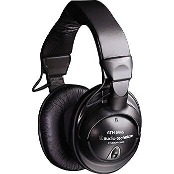 Amazon.com: Audio-Technica ATH-M45 Studio Monitor