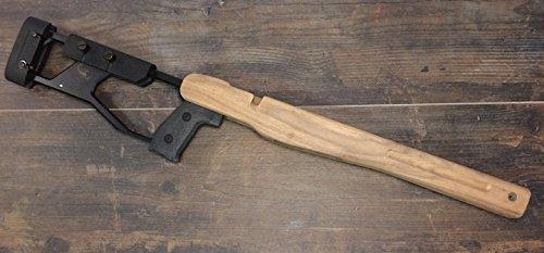 Numrich Gun Parts Savage 110 Hardwood Stock, Right-Hand, Long Action, Walnut ()