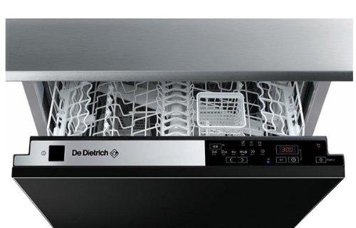 De Dietrich DVH920JE1 lavavajilla Totalmente integrado 13 ...