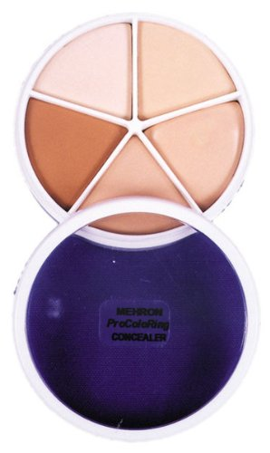 [Colo-Rings Concealer Makeup Accessory] (Dark Shadows Halloween Costumes)