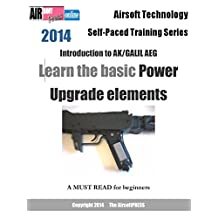 Airsoft Technology Self-Paced Training Series Introduction to AK/GALIL AEG Learn the basic Power Upgrade elements