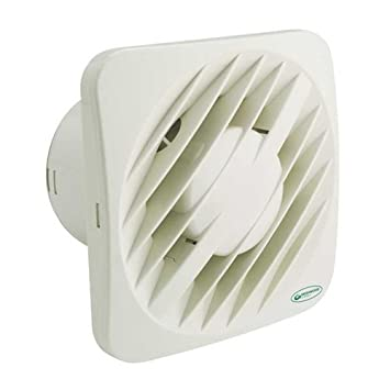 Greenwood Airvac Toilet Bathroom Extractor Fan With Run