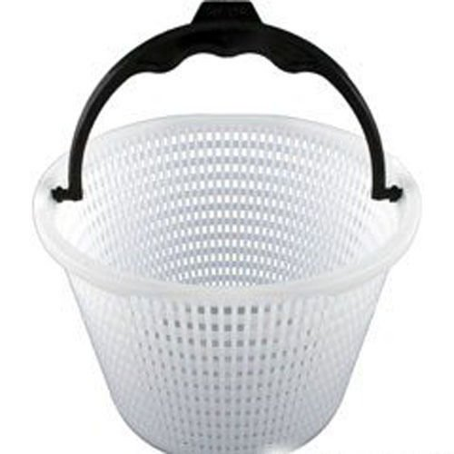 (Waterway 542-3240 Pool Skimmer Basket Assembly with Handle)