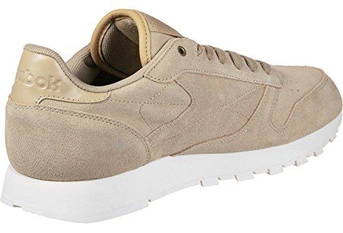 5 6 EU US Reebok Herren 38 5 MCC Classic Leather Sneaker pwaq7T